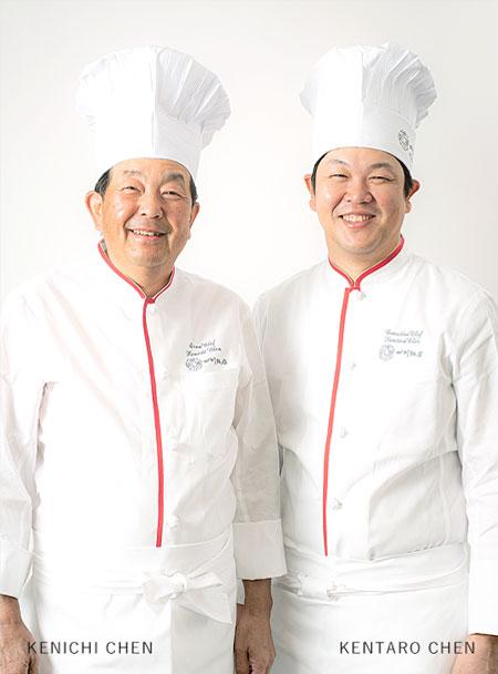 KENICHI CHEN / KENTARO CHEN