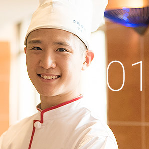 キッチンスタッフ Keita Ohtoh