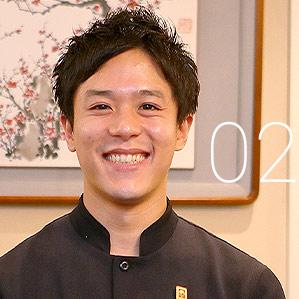 サービススタッフ Tomojiro Matsumoto