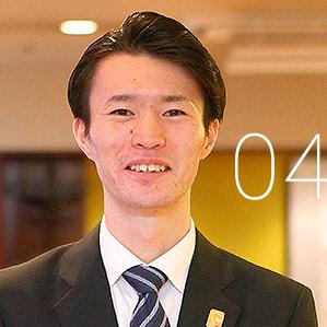サービススタッフ Tatsuya Yoshida